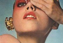 Retro / 60's // 70's // 80's Fashion Editorials