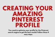 Pinterest Marketing | Pinterest Tips / When to Pin? How much to Pin? What to Pin? All of the most important Pinterest Marketing information can be found here!