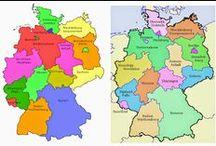 Deutsch lernen (German, allemand, Duits, tedesco, alemán) / Grammatica (spraakkunst), woordenschat, oefeningen / Grammatik, Vokabular, Übungen