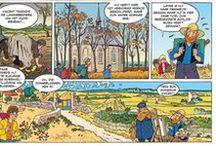 Strips, stripverhalen / bandes dessinées, BD / comic strips, strip cartoons / Leesactiviteit in het Nederlands / activité de lecture en néerlandais / reading activity in Dutch