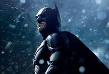 Christian Bale(The Batman)
