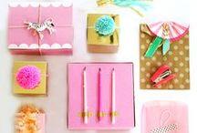 ∆ gift wrap ∆