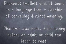 Basic Skills / This board features resources on teaching phonemic awareness, phonics, sight words, and spelling.
