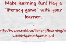How People Learn / This board explains how to identify different learning styles, multiple intelligences and what tutors need to know about learning disabilities.