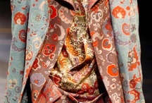 fashion, colours, textures and prints / by Catherine Stern