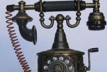 Telephones, etc... / by Lisa Preston