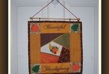 Fall is in the air! / There are some wonderful fall designs on the site.  Sets and singles available.