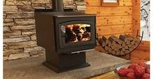 Heaters, Woodstoves + More / Get ready to combat Winter months with heaters, fireplaces + woodstoves from Northern Tool. It's never to early to prepare!