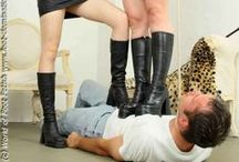 joerg trampling / boot and shoefetishism