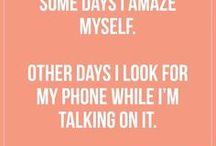Quote of the day: / Κάθε ημέρα, έχει τη φιλοσοφία της. Φωνάζει το μήνυμα που πρέπει να κλείσεις στη παλάμη σου...