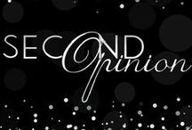 Second Opinion / Writing motivation and ideas for Second Opinion by Lisa Suzanne.  This is a spinoff of Side Effects and features Quinn's brother, Grant.