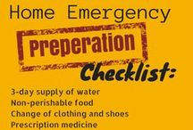 Survival Prep Tips / Read up on how to be prepared before, during and after a disaster. Keep your family prepared with safety emergency equipment from Northern Tool!
