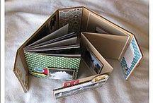 scrap minibook