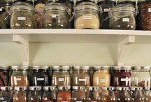Storage and organizing / Ideer til lagring og organisering