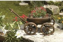 Lawn Ornaments / Add personality to your landscaped yard with lawn ornaments from Northern Tool!