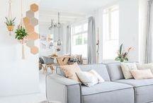 Ideas Decoración || Urban / Ideas para decorar con un estilo moderno, actual y cosmopolita