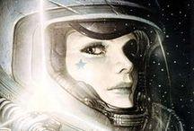 Ilustraciones | Sci - Fi