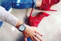 Zapatos / Botas, botines, tacones, sandalias..