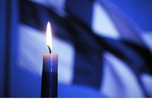 Itsenäisyys - Independence / Suomen itsenäisyyteen liittyviä kuvia
