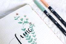*hand-lettering**doodling*