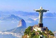 Weekend Getaways in South America / Weekend Getaways in South America
