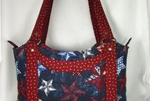 Bags, Purses and Totes / All things, Bags, Purses, Totes, Wallets!  Inspirations, Tutorials, Patterns and for sale.