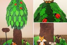 Forest Theme Party
