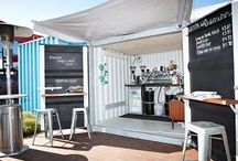 Shipping Container Cafes