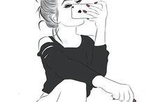 Desenhos lindos / Tumblr