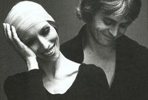 Natalia Makarova / Natalia Romanovna Makarova (Leningrad - October 21, 1940) is a Soviet-Russian-born prima ballerina. (Source: en.wikipedia.org)