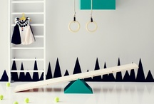 Kids room / by Hanne Gundersen