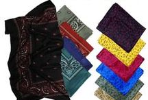 Western Scarves, Scarf Ties and Wild Rags / Western Scarves, Scarf Ties and Wild Rags