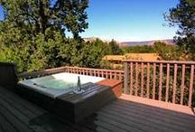 Sedona Vacation Home: JUNIPER / West Sedona home with 2 bedrooms and 2 baths.