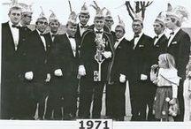 Prins Carnaval / Alle Dorpsprinsen met Raad van XI van Ballefruttersgat sinds 1971
