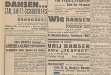 Oude Krantenberichten / Oude krantenberichten over Goirle. Belangrijke, niet belangrijke, opmerkelijke maar ook advertenties etc