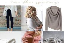 Inspiration Mode / ...schöne Mode mit viel Romantik und lässigem Chic