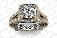 Engagement Rings:  Fanous / Fanous Jewelers Designs