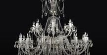 Wranovsky Collections / Beautiful crystal chandeliers and lightings from Wranovsky collections.