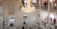 Wranovsky Installations / Wranovsky chandeliers in corporate projects and venues all around the world.