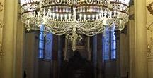 Wranovsky Heritage / Restoration projects and installations of chandeliers into churches, mosques and other historic buildings.