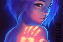 Digital Art - Fantasy & Fairytales / by Renee Marie ♡
