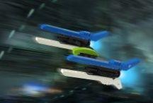 Viper Gauntlet RVR04 / Thunder Force V inspired build.