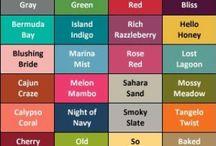 Stampin` Up! Farben - Colors