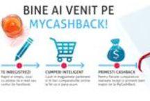 Cu MyCashBack.ro cumperi si primesti bani inapoi! / MyCashBack are probabil cele mai bune oferte de cashback, la peste 540 de magazine on-line, toate sub un singur site!