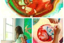 Montessori inšpirácie - dúha
