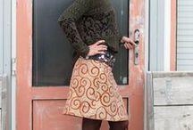 Lookbook / #Skirt #OneSize #FairlyTrade