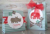 Gift Bag Punchboard - Stanz-und Falzbrett für Geschenktüten