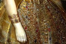 19th c sublime dress