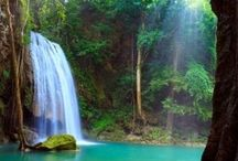 Wonderful waterfalls / by Bobbi Jennings