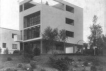 architecture 1925-75
